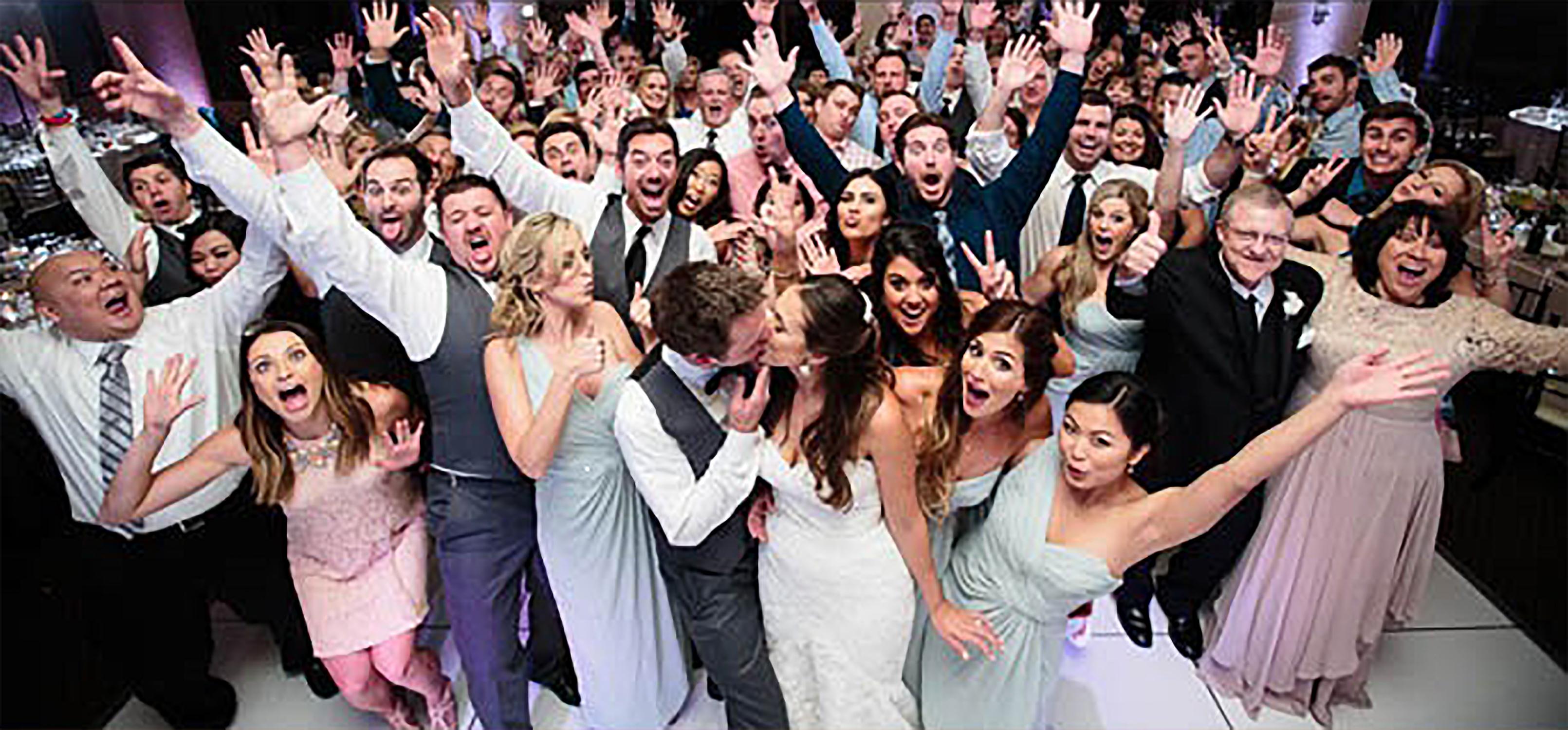Wedding DJ serving Philadelphia, Delaware and New Jersey